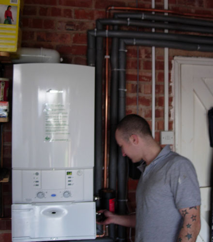 Gas Heating Engineer Exeter